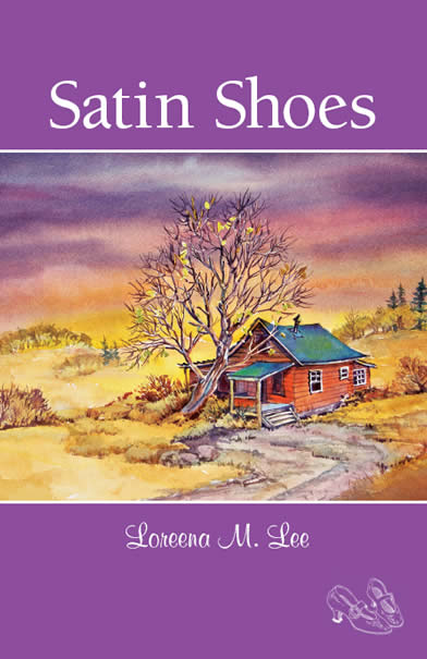 Satin Shoes a children's book by Loreena Lee