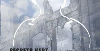 Secrets Kept / Secrets Told a novel by Ben Nuttall-Smith